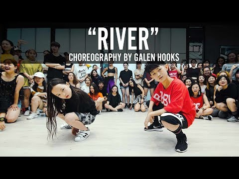"Bishop Briggs ""River"" Choreogr"