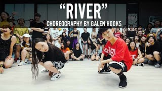 Bishop Briggs 'River' Choreography by Galen Hooks