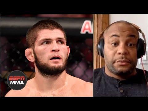 Daniel Cormier: Khabib Nurmagomedov Is Not Afraid Of Anyone | ESPN MMA