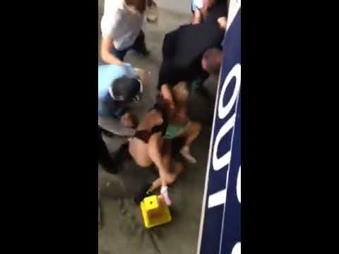 Fight breaks out at Eminem concert in wembley