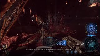 Space Hulk Deathwing PS4 Lets Play Part 3 Please Tell Me A Bomb Is Being Built For This Thing