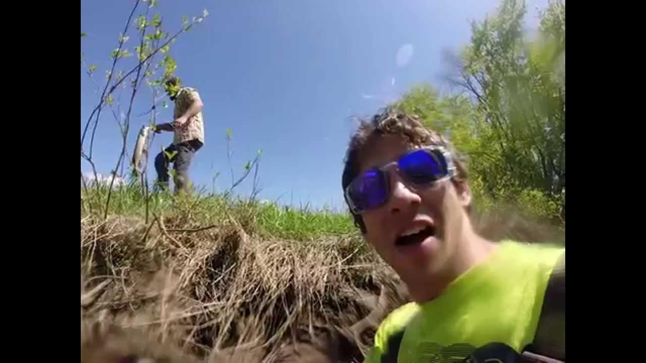 Fly fishing otter creek vt youtube for Otter creek fishing report