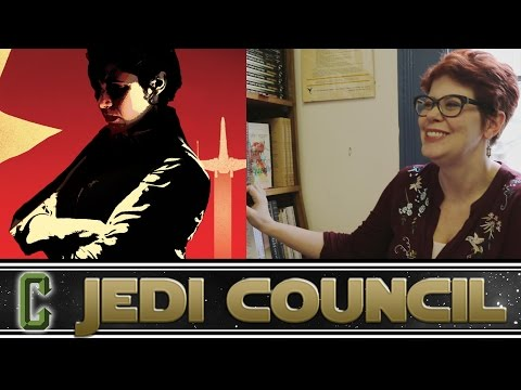Jedi Council Interview With Claudia Gray (Author of Bloodline, Lost Stars)