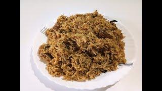 ബീഫ് കബ്സ|Beef Kabsa/Arabian rice Kapsa recipe in malayalam