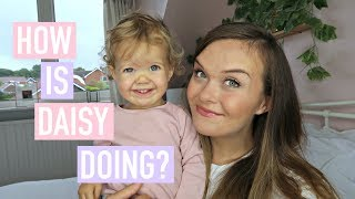 DAISY AT 16 MONTHS - TODDLER UPDATE - LIFE WITH STICKLER SYNDROME