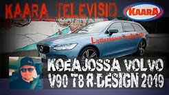 Koeajo: Volvo V90 T8 R-DESIGN 2019