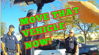 We Can Do This The Easy Way Or The Hard Way! - James Freeman V. Albuquerque Police