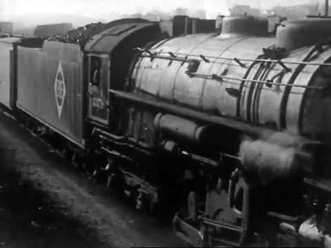 """Freight Train"" by J Burn (Music Video)"