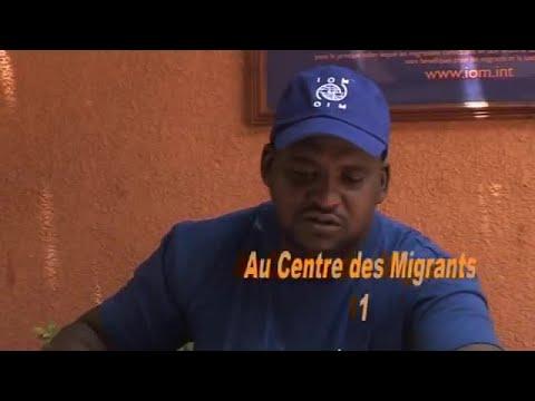 AU CENTRE DES MIGRANTS 1 - NIGER