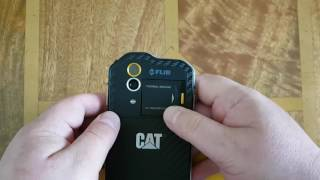 CAT S60 Smartphone Review