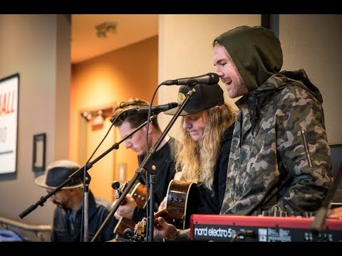 Dirty Heads - That's All I Need (LIVE) acoustic performance