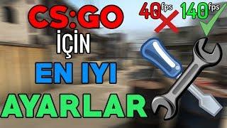 CS:GO İÇİN EN GEREKLİ AYARLAR - FPS ARTTIRMA