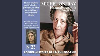 Quelle juive est Hannah Arendt ?