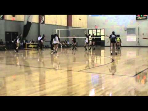 Junior Year with East Chapel Hill High School Volleyball 2015