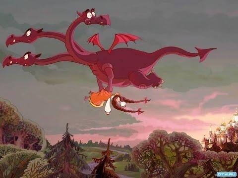 Мультфильм Последняя невеста Змея Горыныча смотреть
