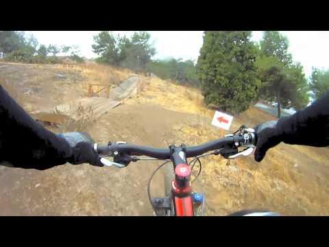 "Triple Crown Series ""Hammer Time"" at Bonelli Mountain Bike Race Pre-Ride - 2012 HD"