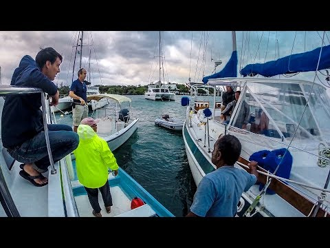 Disaster In Hope Town Bahamas - Curse of the Bananas - Our Worst Day Ever on a Boat