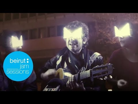 Beirut Jam Sessions | M & Hamed Sinno (Mashrou' Leila) - Mojo / Onde Sensuelle