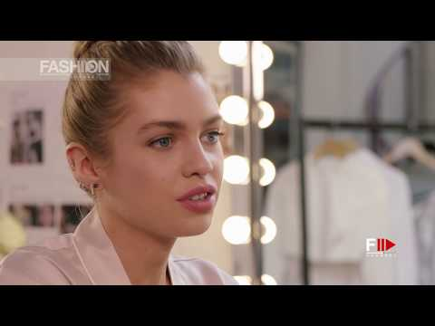 MAX FACTOR Nude Palette Amazonian Behind the Scene with STELLA MAXWELL - Fashion Channel