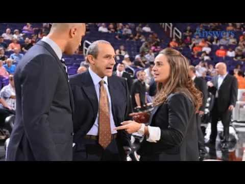 Say Hello to Becky Hammon, the First Female NBA Coach