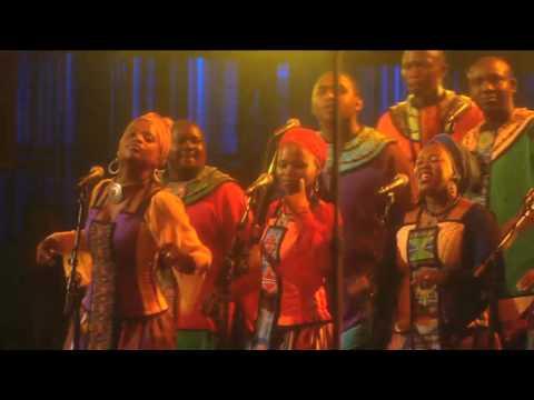 Thandiswa Mazwai performs