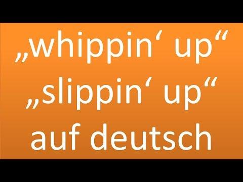 whats up auf deutsch