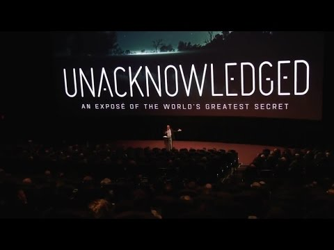 UNACKNOWLEDGED - Red Carpet Premiere Speech by Dr. Steven Greer