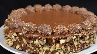 ТОРТ Ferrero rosher. Обалденный торт