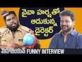 Viva Harsha Trolled by Director Anand Ravi | Napoleon Telugu Movie Interview | Telugu Filmnagar