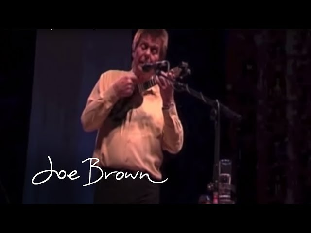 Joe Brown Ill Seeyou In My Dreams Live In Liverpool Chords