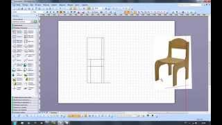 Как сделать чертеж изделия по фотографии. Часть 2