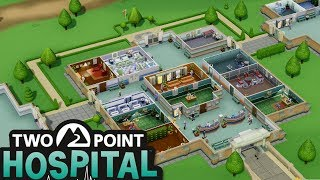 [5] Our First 3 Star Hospital | Two Point Hospital
