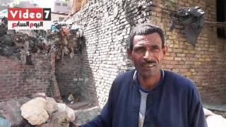 """بالفيديو..عشوائيات الموت فى قاهرة المعز..مجمع الدويقة:""""عرس وثعابين يسكنون المنازل"""""""