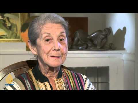 Talk to Al Jazeera - Nadine Gordimer: 'The culture of corrup