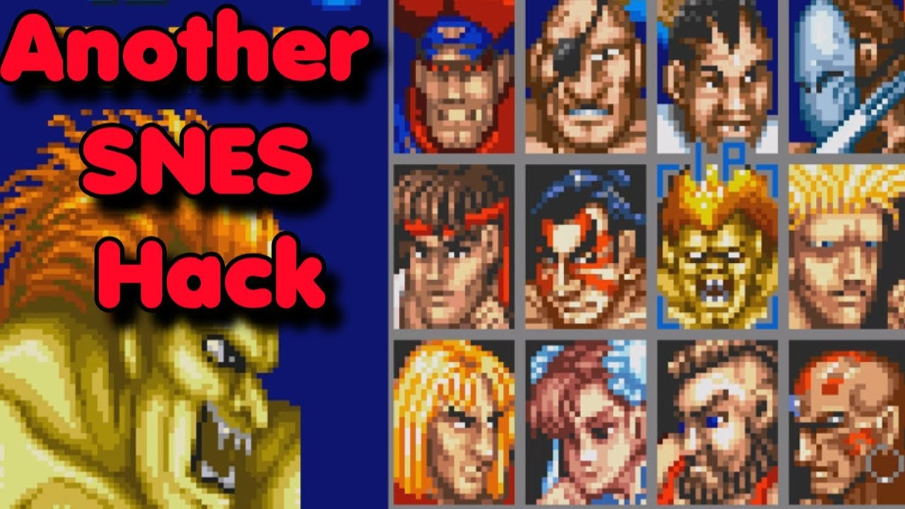 Street Fighter 2 Beta For The Super Nintendo Youtube