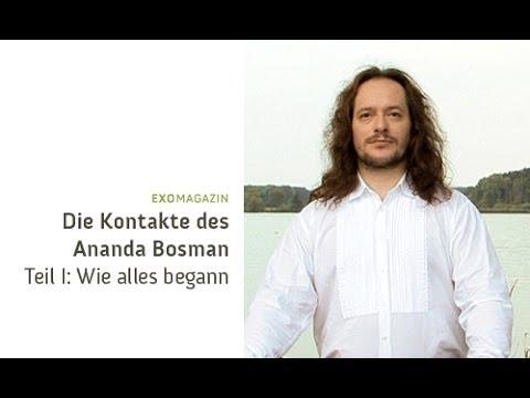 Von Außerirdischen kontaktiert? Die Kontakte des Ananda Bosman | ExoMagazin