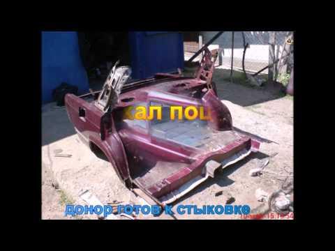 Ржавчина на кузове автомобиля. (Часть 7) Оцинковка Hyundai Matrix - моторный отсек + двери .