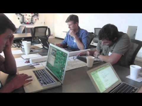Geophysics Hackathon 2013