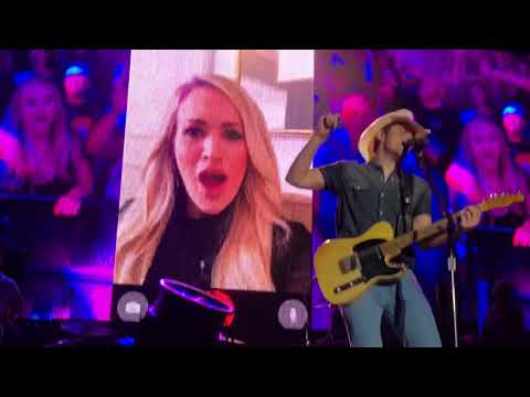 Brad Paisley- Remind Me Live In Spokane