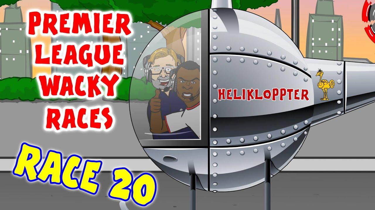 Download 🚦RACE 20🚦Premier League Wacky Races (Highlights)
