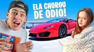 Garota Ganhou Uma Lamborghini E Não Gostou Da Cor! ‹ Jonvlogs ›