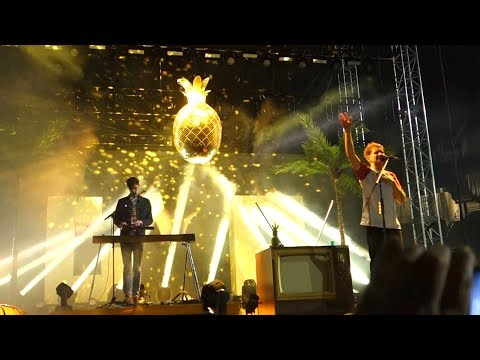 Glass Animals - Agnes – Live at Stanford, Frost Music Festival 2018
