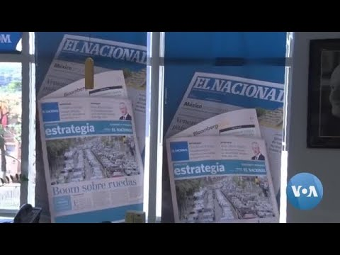 Venezuela Newspaper Under Threat