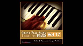 Order My Steps (Db) [Originally Performed by GMWA Women] [Piano Play-Along Track] SAMPLE