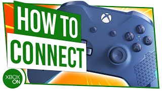 How To CONNECT Your Xbox One Wireless Controller For Project xCloud & Xbox Game Pass for PC