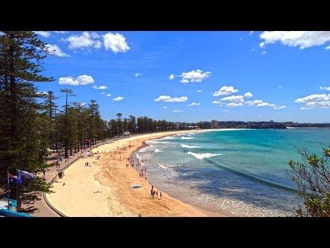 Manly Beach - Sydney  HD