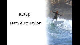 Liam Alex Taylor Cambrian Surfer