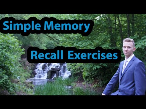 Memory Recall Exercises | Instant Result