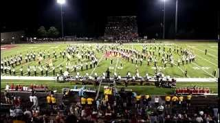 Lassiter Band: 2015-08-21 Game #1 Camera