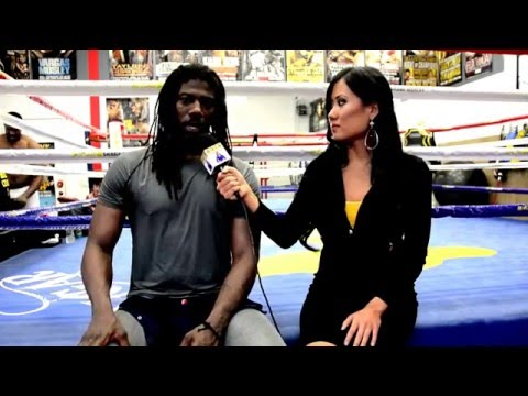 IBF Heavyweight Champ Charles Martin To Helen Yee On Anthony Joshua: He's Afraid of The Real Deal